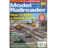 """модель Horston 16863-85 Журнал """"Model Railroader"""". Номер 6 / 2009. На английском языке."""
