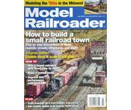"""модель ModelRailroader 16864-85 Журнал """"Model Railroader"""". Номер 7 / 2009. На английском языке."""