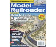 """модель ModelRailroader 16866-85 Журнал """"Model Railroader"""". Номер 1 / 2010. На английском языке."""