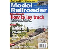 """модель ModelRailroader 16867-85 Журнал """"Model Railroader"""". Номер 3 / 2010. На английском языке."""