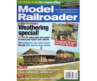 """модель ModelRailroader 16868-85 Журнал """"Model Railroader"""". Номер 4 / 2010. На английском языке."""
