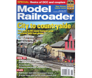 """модель Железнодорожный Моделизм 16873-85 Журнал """"Model Railroader"""". Номер 11 / 2010. На английском языке."""