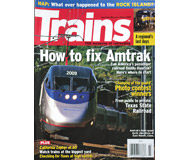 "модель Horston 16882-85 Журнал ""Trains"". Номер 3 / 2009"