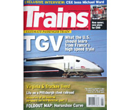 "модель Horston 16885-85 Журнал ""Trains"". Номер 8 / 2010"