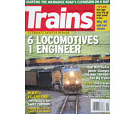 "модель Horston 16886-85 Журнал ""Trains"". Номер 9 / 2010"