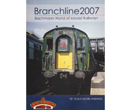 модель Железнодорожные модели 16927-85 Каталог Bachmann Branch-line 2007 года. Масштаб 00. 132 стр. На английском языке.