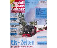 """модель Horston 16934-85 Журнал """"Modell EisenBahner"""". Выпуск 1/2008. На немецком языке."""