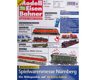 "модель Horston 16936-85 Журнал ""Modell EisenBahner"". Номер 3/2008. На немецком языке."