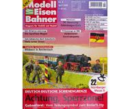 """модель Horston 16937-85 Журнал """"Modell EisenBahner"""". Выпуск 4/2008. На немецком языке."""