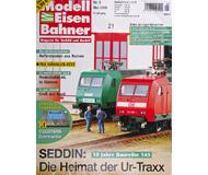 """модель Horston 16938-85 Журнал """"Modell EisenBahner"""". Выпуск 5/2008. На немецком языке."""