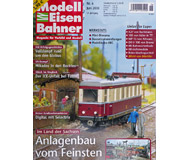"модель Horston 16939-85 Журнал ""Modell EisenBahner"". Номер 6/2008. На немецком языке."