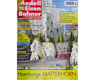 """модель Horston 16940-85 Журнал """"Modell EisenBahner"""". Выпуск 7/2008. На немецком языке."""