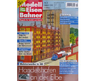 "модель Horston 16941-85 Журнал ""Modell EisenBahner"". Номер 8/2008. На немецком языке."