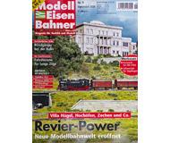 """модель Horston 16942-85 Журнал """"Modell EisenBahner"""". Выпуск 9/2008. На немецком языке."""