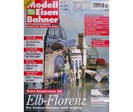 """модель Horston 16947-85 Журнал """"Modell EisenBahner"""". Выпуск 7/2007. На немецком языке."""