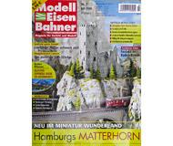 """модель Horston 16948-85 Журнал """"Modell EisenBahner"""". Выпуск 7/2008. На немецком языке."""