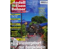"""модель Horston 16954-85 Журнал """"Modell EisenBahner"""". Выпуск 8/2010 На немецком языке."""