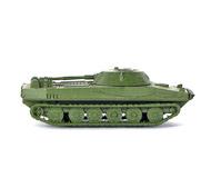 модель Железнодорожный Моделизм 17069-54 Комиссионная модель. Серия бронетехники Советской Армии и армий Варшавского Договора. Плавающий танк ПТ-76. Без коробки.