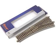 модель Железнодорожные модели 17136-49 Комиссионная модель. Стрелка ROCO Geoline 61141. Новая, в упаковке. Фотография выполнена с продаваемой модели.