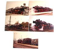 модель Железнодорожные модели 17478-54 Комиссионная модель. Почтовые карточки (открытки) на жд тематику. Чистые. 5 шт. Цена за все.