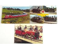 модель Horston 17486-54 Комиссионная модель. Почтовые карточки (открытки) на жд тематику. Отправленные, с текстом, почтовым штемпелем. 3 шт. Цена за все.