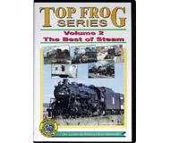 модель Железнодорожные модели 18152-85 DVD Top Frog Series vol.2 - The Best of Steam. Продолжительность 1:00 На английском языке.