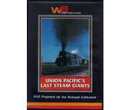 модель Железнодорожные модели 18153-85 DVD Union Pacific Last Steam Giants. На английском языке.