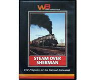 модель Железнодорожные модели 18154-85 DVD Steam Over Sherman. Продолжительность 0:54 На английском языке.
