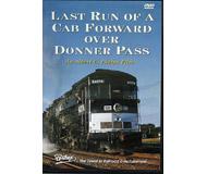 модель Железнодорожные модели 18156-85 DVD Last Run of a Cab Forward over Donner Pass. Продолжительность 1:00 На английском языке.