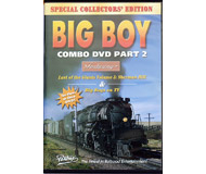 модель Железнодорожные модели 18160-85 DVD BIG BOY - часть 2. Продолжительность 2:21 На английском языке.