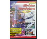 модель Horston 18162-85 DVD Miniatur Wunderland c дополнительным диском-бонусом Skandinavien (2 DVD в комплекте). На немецком языке.