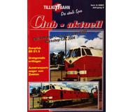 модель Horston 18192-54 Журнал TILLIG TT BAHN Club-aktuell, выпуск 2/2004. Множество предложений, советов и идей, актуальная информация и новости с завода Tillig. На немецком языке.