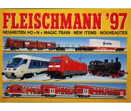модель Horston 18201-54 Новинки FLEISCHMANN 1997. На английском, немецком и французском языках.