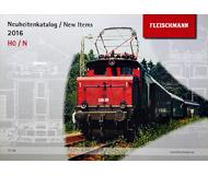модель Horston 18205-54 Новинки FLEISCHMANN 2016 масштабы H0/N. На английском и немецком языках.