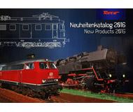 модель Horston 18207-54 Новинки ROCO 2016 108 стр. На английском и немецком языках.