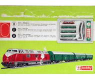 модель Железнодорожный Моделизм 18214-1 Каталог TT Hobby 1968 года. Масштаб ТТ. На английском, немецком и др. 48 стр. У нескольких моделей владельцем подписана цена, в остальном идеальное состояние.