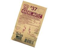 модель Железнодорожный Моделизм 18241-1 Набор сцепок Kadee №37, серия Magne-matic. Средний хвостовик длиной 7,03мм (9/32 дюйма) с расположением головки сцепки ниже оси хвостовика, с установочными коробами Kadee 233 (уменьшенного размера). В комплекте 2 пары (4 шт). Производство KADEE. Артикул по каталогу KADEE 37. Новые, запечатаны.
