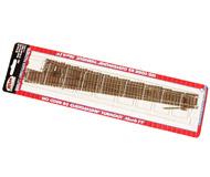 модель Железнодорожный Моделизм 18262-1 Профильные рельсы. Стрелка прямая правая #8, серия Mark IV. Высота рельса 2,1 мм. К данной стрелке подходят механизмы Atlas 584, 586, 65. Производство ATLAS. Артикул по каталогу ATLAS 566. Новая, запечатана.