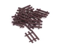 модель Horston 18353-1 Дополнительные шпалы для рельсов-флекс с деревянными шпалами, например ROCO 42400. Комплект 12 шт. Производство ROCO. Артикул по каталогу ROCO 42600. Новые, в коробке.