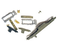 модель Железнодорожные модели 18455-2 Детали для отечественного тепловоза