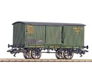 модель ZYX 18784-1 Двухосный товарный вагон. Принадлежность K.Bay.Sts.B. Эпоха I. Производство TRIX. Артикул по каталогу TRIX 24099. Не катанный, коробочного хранения. Как новый. В родной коробке.