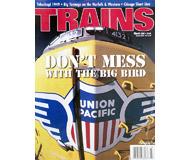 """модель Железнодорожные модели 19501-85 Журнал """"TRAINS"""". Номер 3 / 2001. На английском языке."""