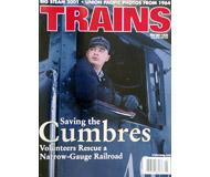 """модель Железнодорожные модели 19503-85 Журнал """"TRAINS"""". Номер 5 / 2001. На английском языке."""