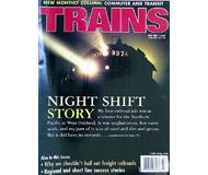 """модель Железнодорожные модели 19505-85 Журнал """"TRAINS"""". Номер 7 / 2001. На английском языке."""