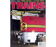 """модель Железнодорожные модели 19507-85 Журнал """"TRAINS"""". Номер 9 / 2001. На английском языке."""