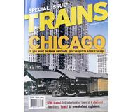"""модель Железнодорожный Моделизм 19529-85 Журнал """"TRAINS"""". Номер 7 / 2003. На английском языке."""
