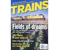 """модель Horston 19546-85 Журнал """"TRAINS"""". Номер 12 / 2004. На английском языке."""
