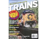 """модель Horston 19549-85 Журнал """"TRAINS"""". Номер 3 / 2005. На английском языке."""