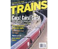 """модель Horston 19550-85 Журнал """"TRAINS"""". Номер 4 / 2005. На английском языке."""