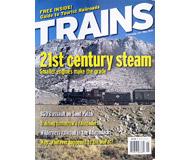 """модель Horston 19551-85 Журнал """"TRAINS"""". Номер 5 / 2005. На английском языке."""